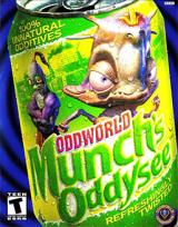 Oddworld : Munch's Oddysey(XBOX)