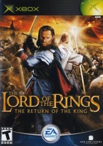 Le Seigneur des Anneaux : Le Retour Du Roi (XBox)