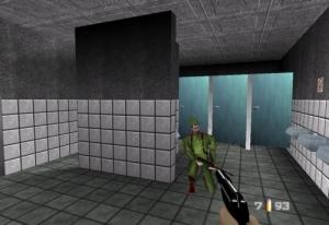 Petit tournant : un jeu mature arrivait sur ma N64
