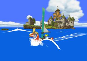 Link joue les pirates dans le Zelda le plus épiques de tous les temps